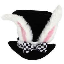 the white rabbit alice in wonderland costume - Google Search