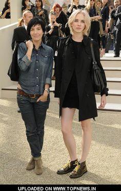Image result for sharleen spiteri daughter Sharleen Spiteri, Shirley Manson, Role Models, Style Icons, Daughter, Edgy Style, April 20, Celebrities, Coat
