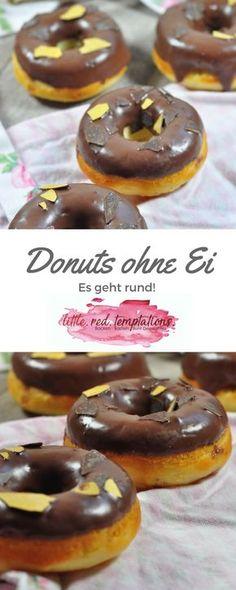 Ein Rezept für Donut