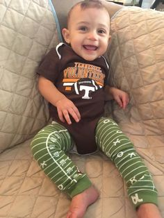 I\'m so in love with her baby leggings. She had everyone wanting her \