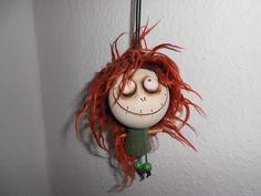 halloween doll made by Natascha Lankes shop: rattenfänger dawanda