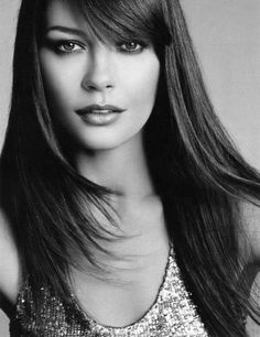 Catherine Zeta Jones - was married to Michael Douglas. Born in 1969. She received several awards for her acting. Fabulous in Chicago.