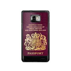 american passport european union Samsung Galaxy s2 i9100 case US416.50