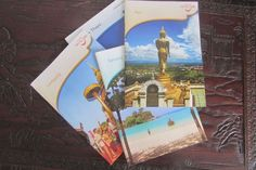 Thai Advertising Brochures by Amazing THAILAND (53 provinces) Tourist attraction