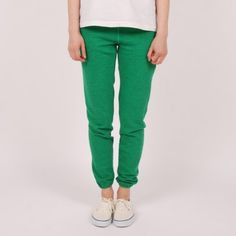 CLU Green Sweat Pants