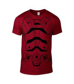 Planetside 2 Terran Republic Heavy Assault shirt design