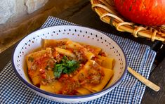 Italian Food Forever » Pasta With Sausage, Cream, & Tomatoes