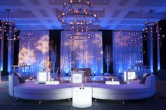 Winter Wonderland Holiday Party - The Liberty Hotel, Boston - Art of the Event