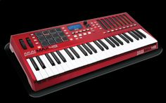 MPC500 : Akai Professional - Iconic music production gear, including the legendary MPC