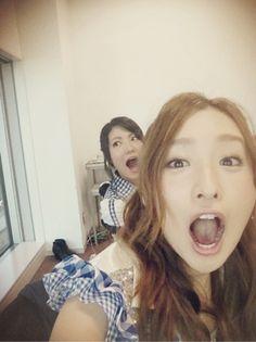 梅田彩佳オフィシャルブログ「Dance Studio UMEDA」 :  笑い転げる。332 http://ameblo.jp/dance-ayapon/entry-11351599466.html