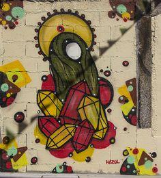 """graffiti: hazul - """"porto sentido"""""""