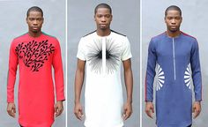 It looks like there is a new trend in Nigerian fashion with the growing inclusion of collections for Harmattan and Rainy seasons. With the absence of Spring/Summer and Fall/Winter seasons in Nigeri… Ghana Fashion, African Print Fashion, Africa Fashion, Fashion Prints, Mens Fashion, Nigerian Fashion, Fashion Styles, Fashion Wear, Ghana Style