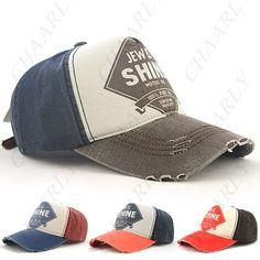 Adjustable Fashionable Sunhat Baseball Cap Sports Hat for Women Men -  Chaarly Inc Mens Caps be42070bdb6