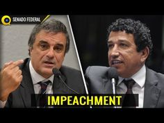Magno Malta Vs Eduardo Cardozo, Comissão do Impeachment 'SURPREENDENTE!'