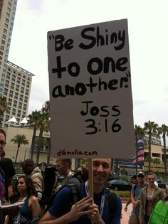 Seen at Comic-Con 2013