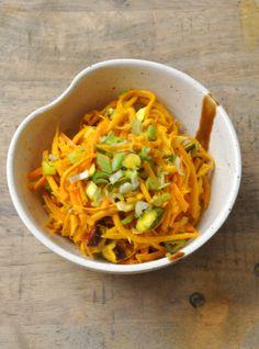 10 trucs sympas à ajouter dans une salade de carottes rapées (home made of course)