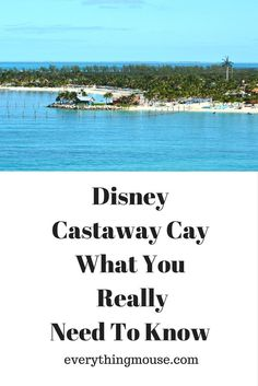 Disney Castaway CayWhat You Really Need To Know