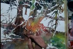 Watercolour Realism - a different approach - With Elizabeth Tyler - Video Lessons of Drawing & Painting