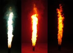 Pyrotechnics for the event!  @cre8ad8