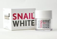 Snail White Cream Filtrate Secretion Skin Care Acne Facial Moisture 50g. - For Sale Check more at http://shipperscentral.com/wp/product/snail-white-cream-filtrate-secretion-skin-care-acne-facial-moisture-50g-for-sale/