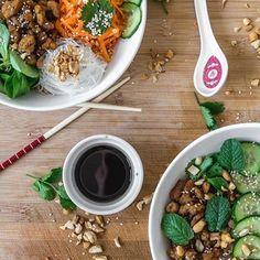 ⭐BLOG⭐ La recette de mon Bo Bun aux protéines de soja bien beau et bien bon pour le bidou est  retrouver sur le blog  #recette #recipe #veganrecipe #bobun #asia #asiaticfood #soya #vegetarian #vegetarien #vegan #veganfrance #veganfood #govegan #cuisinevegetale #cuisinesanté #healthy #healthyfood #homemade #faitmaison #food #instafood #gourmandise #miam #yummy #blog #foodblog #foodporn #foodblogger #cookingtime