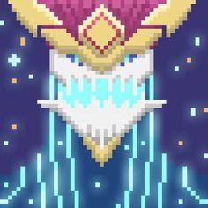 Pixelated Aurelion Sol
