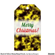 Shop for Merry Christmas gift tags & enclosure cards on Zazzle. Christmas Gift Tags, Merry Christmas, Black N Yellow, Pattern, Cards, Merry Little Christmas, Patterns, Wish You Merry Christmas, Maps
