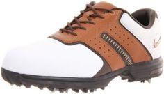 Nike Golf Men's Air Tour Saddle Golf Shoe