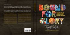 Bound For Glory Book Bound For Glory, Book Cover Design, Leadership, Spirituality, Concept, Writing, Illustration, Books, Libros