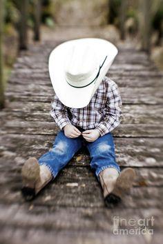 Cowboy...a little one!