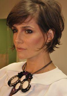Cortes para pouco cabelo | OMC! | Oh, Meu Cabelo! | Pinterest
