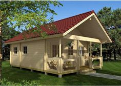 Cabins, Cottages, Pool Housees, Tiny Houses, Kits