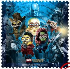 Guardian of the Galaxy: Minions