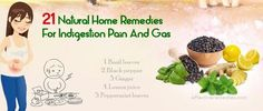 21 Natural Home Remedies For Indigestion Pain And Gas