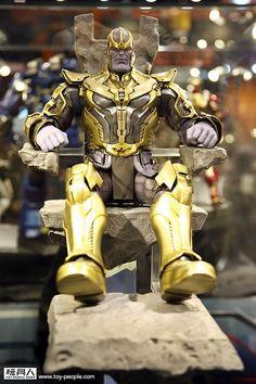 Vingadores Thanos Hot Toys 19Dez2014