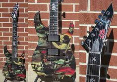 SLAYER Guitar! Reign in Blood! \m/