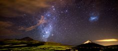 2016 National Geographic Travel Az Év | National Geographic Sincholagua + Cotopaxi vulkán & Tejút + a Nagy Magellán-felhőben, kivett Cotopaxipungo Hotel Quito-Ecuador