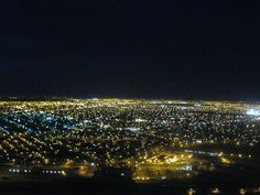 Torreon, Mexico. Visiting the Jesus that overlooks the entire city. This is stunning.