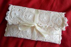 Bridal Bag, £12 Diane's Designs n Folksy.com