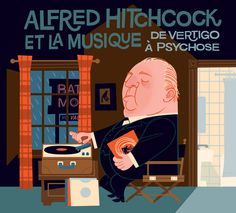 Alfred Hitchcock Soundtrack Cover by Paul Rogers