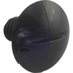 Jandy Zodiac C56 Plastic Wheel Screw - Black
