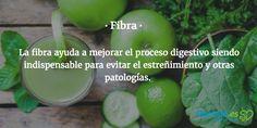 Los expertos recomiendan ingerir como mínimo entre 25 y 30 gramos de #fibra al día. Mira qué alimentos la contienen.