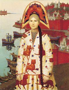 Portrait of a Pentoshi noble