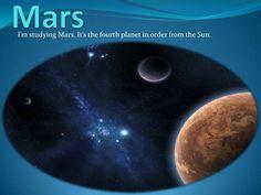 Mars By Tom by debbieglad via slideshare