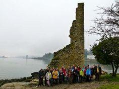Paseo polo río Ulla (Catoira) | Roteiros galegos
