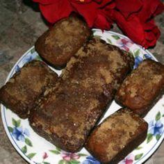Spiced D'Anjou Pear Bread