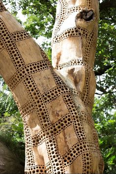 Stuart Ian Frost - Sculptor and Environmental Artist, Gothenburg Botanical Gardens, Sweden 2016 Outdoor Sculpture, Outdoor Art, Sculpture Art, Sculptures, Land Art, Ephemeral Art, Santa Cecilia, Yarn Bombing, Environmental Art