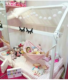 Small Room Bedroom, Baby Bedroom, Baby Boy Rooms, Little Girl Rooms, Baby Room Decor, Girls Bedroom, Toddler Rooms, Toddler Bed, Montessori Bedroom