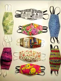 Designer facemasks made from cotton and 200 Egyptian Cotton Thread Count. Handmade fashion-forward facemasks to keep you stylish while social distancing Handmade Items, Handmade Gifts, Sell On Etsy, Cotton Thread, Fasion, Face Masks, Fashion Forward, Etsy Seller, Etsy Shop