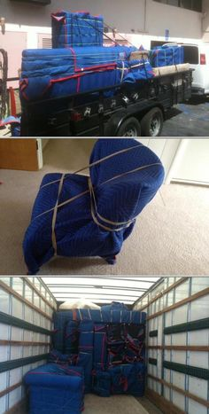 This professional moving company has an online instant quotation and reservation system. They wrap your furniture using quality blankets regardless of value.